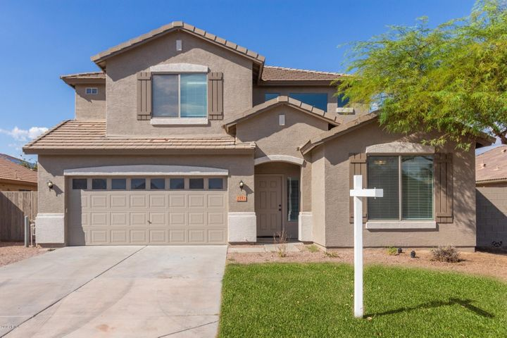 2152 W SUNSHINE BUTTE Drive, Queen Creek, AZ 85142