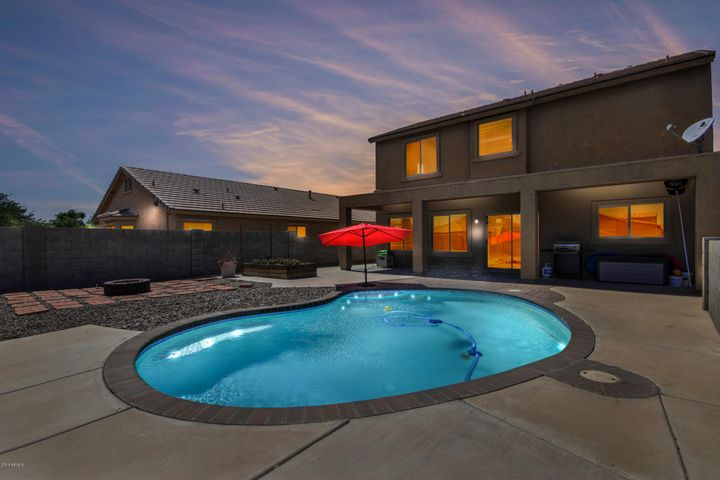 3895 N 294TH Lane, Buckeye, AZ 85396