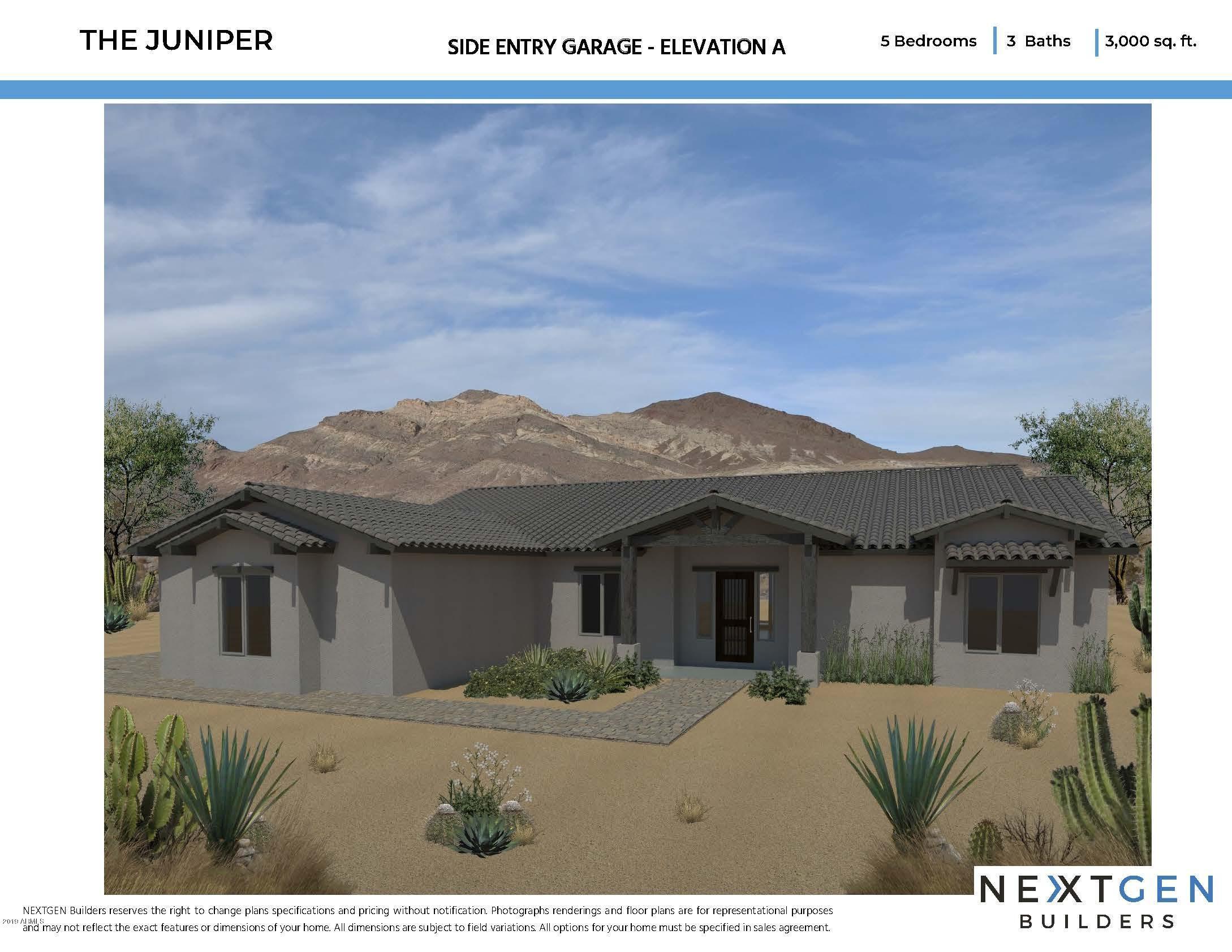 7XX E Galvin - Lot 1 Street, Phoenix, AZ 85086