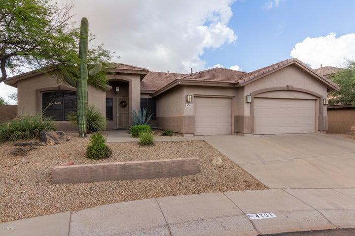 4731 E SPUR Drive, Cave Creek, AZ 85331