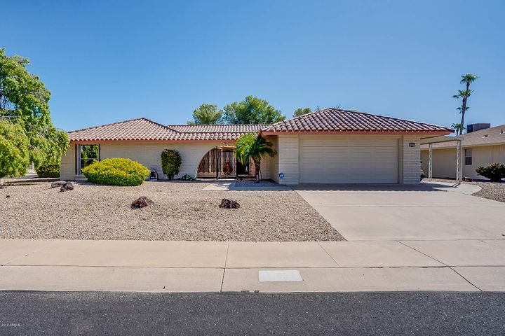 19821 N TURQUOISE HILLS Drive, Sun City, AZ 85373
