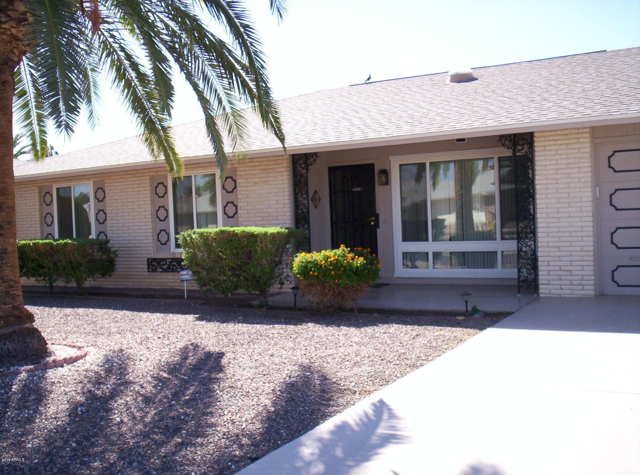 10243 W BURNS Drive, Sun City, AZ 85351