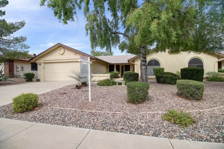 20407 N WINTERGREEN Drive, Sun City West, AZ 85375
