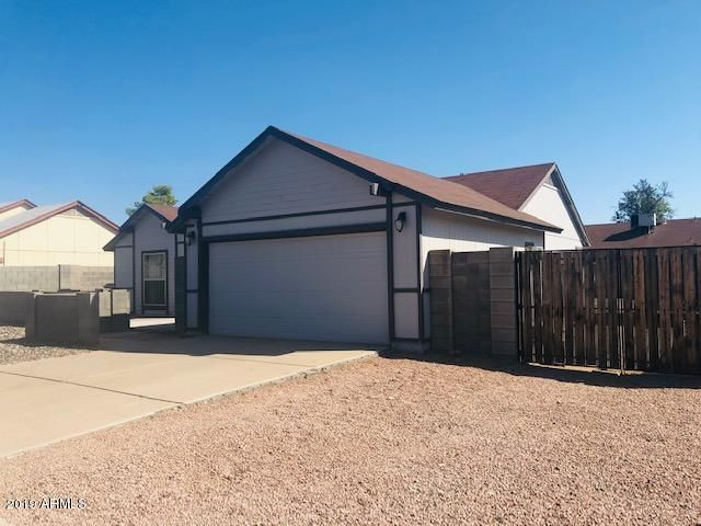 7419 W VERMONT Avenue, Glendale, AZ 85303