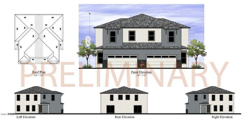 1750 sq foot home- Quinn floorplan. 3 bedrooms, loft, 2.5 bath, private backyard and 2 car garage. TO BE BUILT