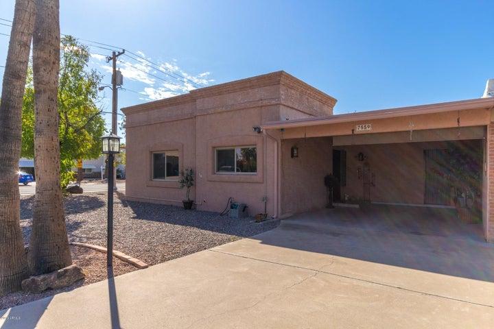 7559 E RANCHO VISTA Drive, Scottsdale, AZ 85251