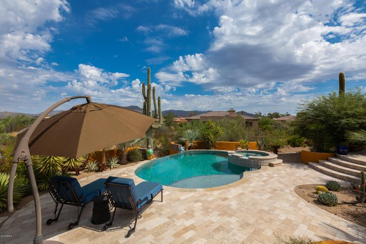 37200 N GRANITE CREEK Lane, Carefree, AZ 85377