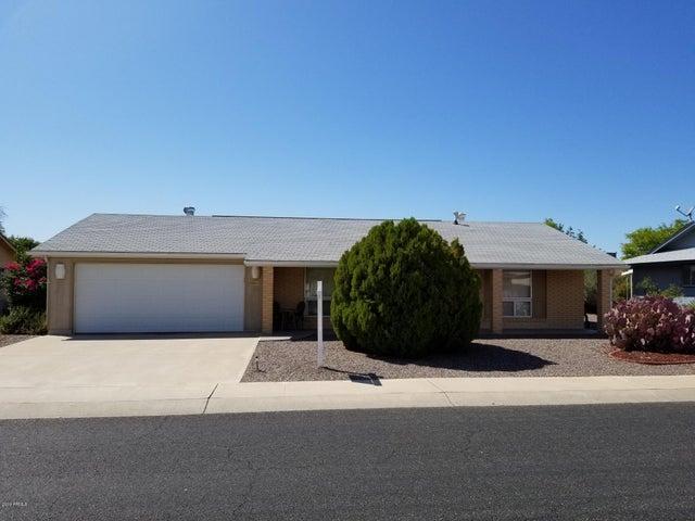 10814 W EL CAPITAN Circle, Sun City, AZ 85351