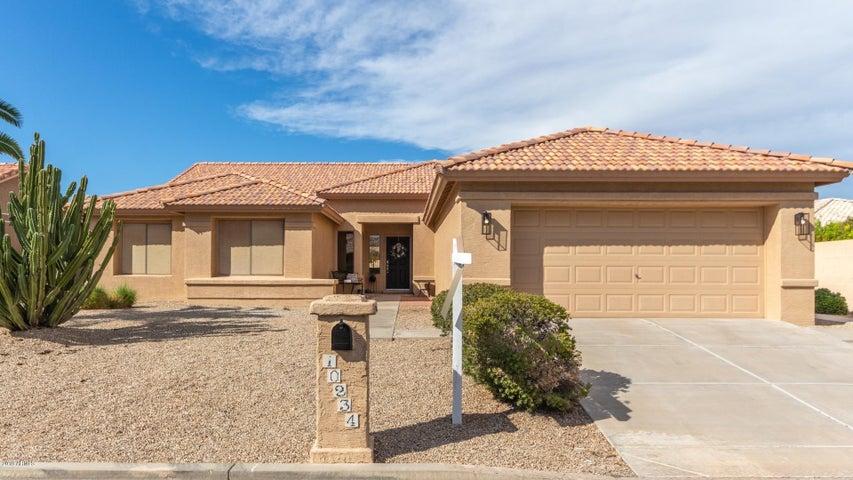 10234 E CHAMPAGNE Drive, Sun Lakes, AZ 85248