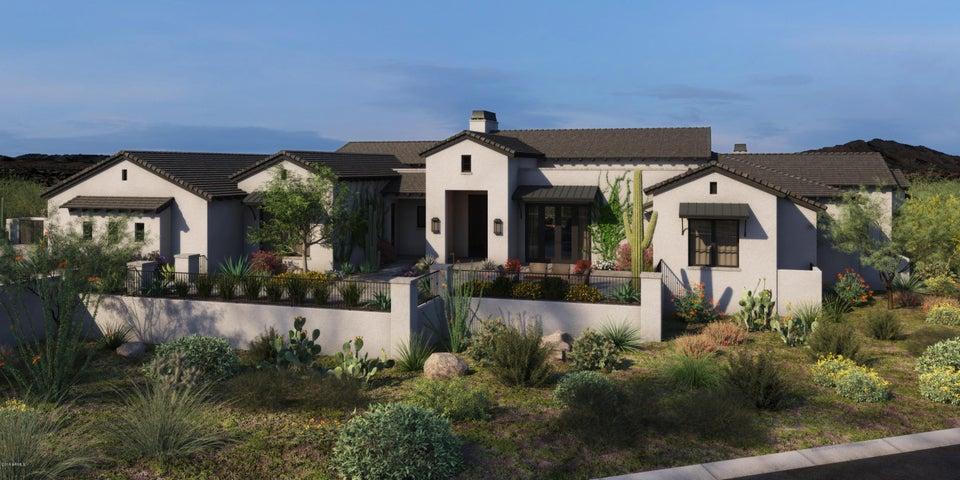 10053 E Mirabel Club Drive, Scottsdale, AZ 85262