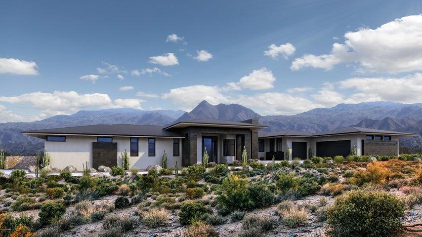 Sensational Desert Contemporary
