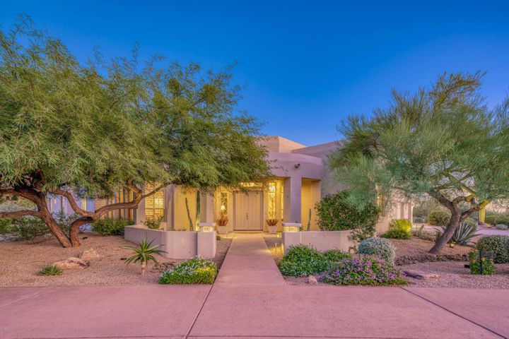 10445 E QUARTZ ROCK Road, Scottsdale, AZ 85255