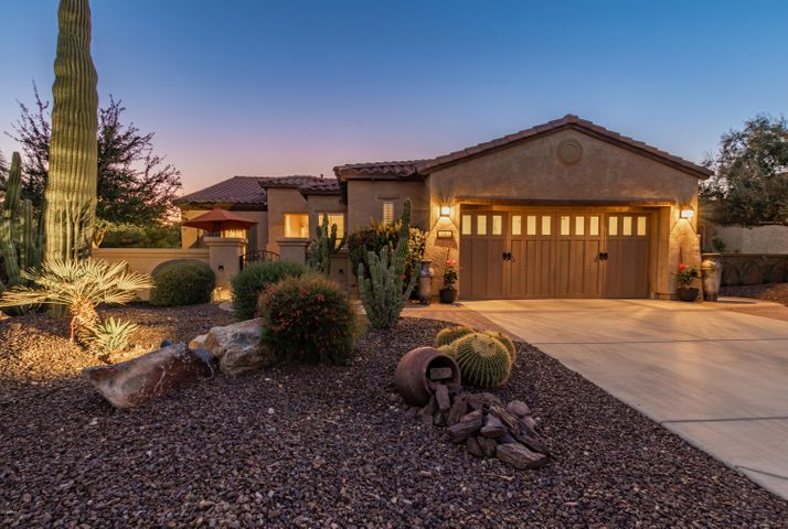 "One of the largest lots currently offered in Trilogy! This is one of the largest lots currently offered in Trilogy! With over 1,000 sq ft of outdoor ""living"" area, you can take full advantage of our beautiful Arizona sun and warmth!"