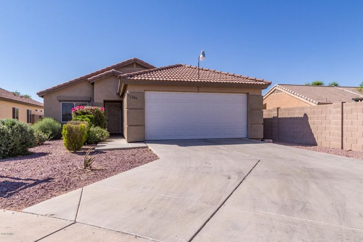 13326 N 126TH Avenue, El Mirage, AZ 85335