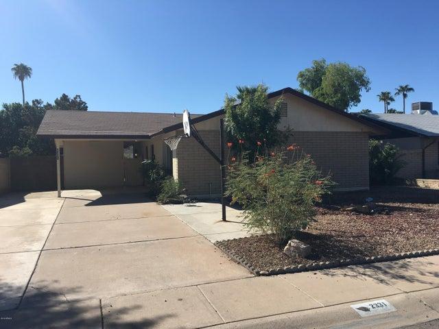 2331 E LA JOLLA Drive, Tempe, AZ 85282