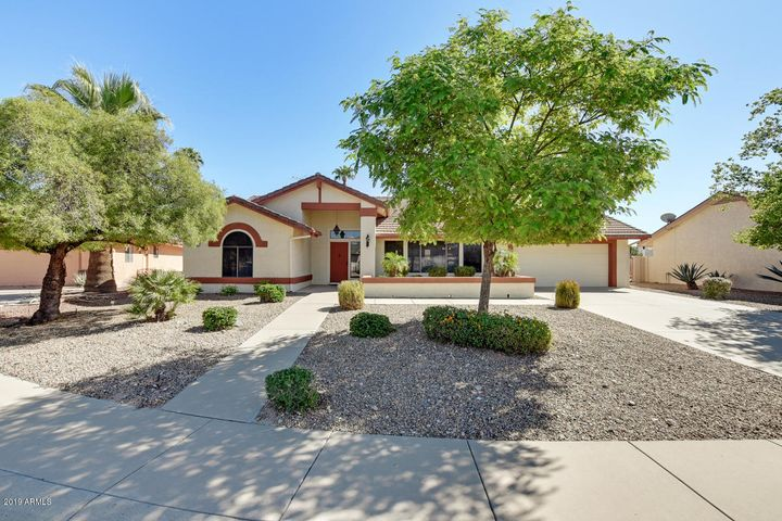 21427 N MORNING DOVE Drive, Sun City West, AZ 85375
