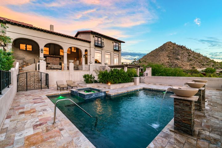 7202 N CLEARWATER Parkway, Paradise Valley, AZ 85253