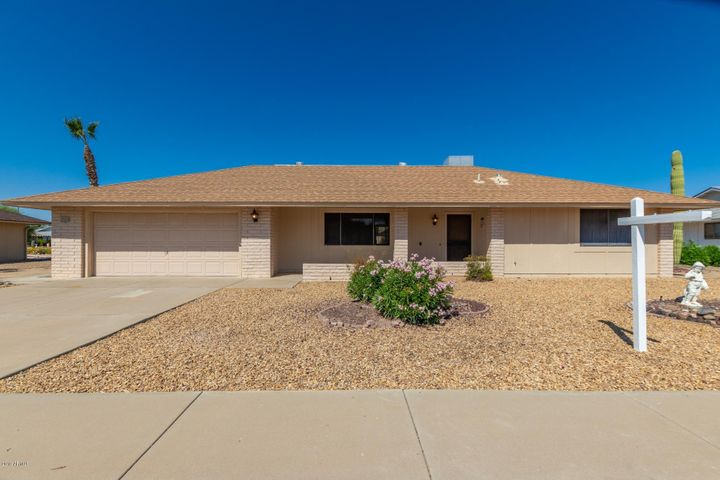 12410 W ALLEGRO Drive, Sun City West, AZ 85375