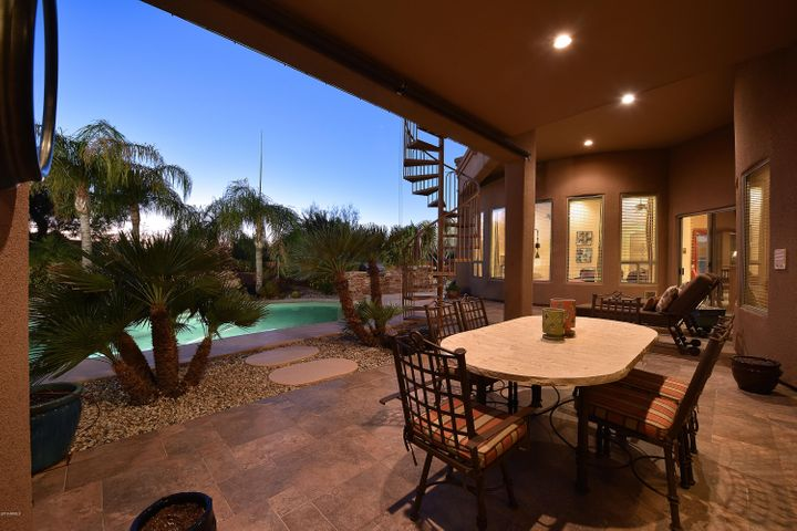 9112 E Foothills Drive, Scottsdale, AZ 85255