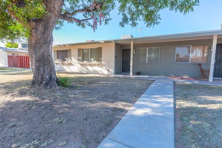 10412 W DEANNE Drive, Sun City, AZ 85351