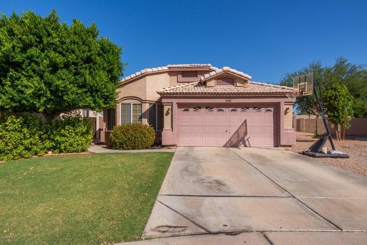 106 W Smoke Tree Road, Gilbert, AZ 85233