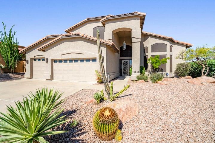 15346 E PALOMINO Boulevard, Fountain Hills, AZ 85268