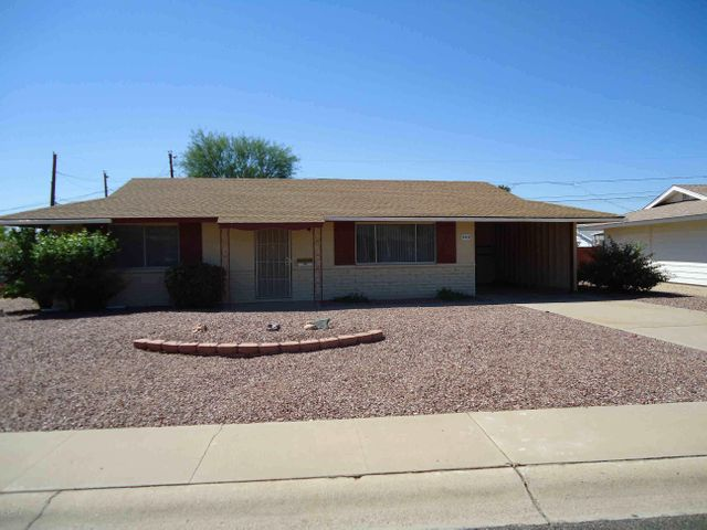 12414 N AUGUSTA Drive, Sun City, AZ 85351
