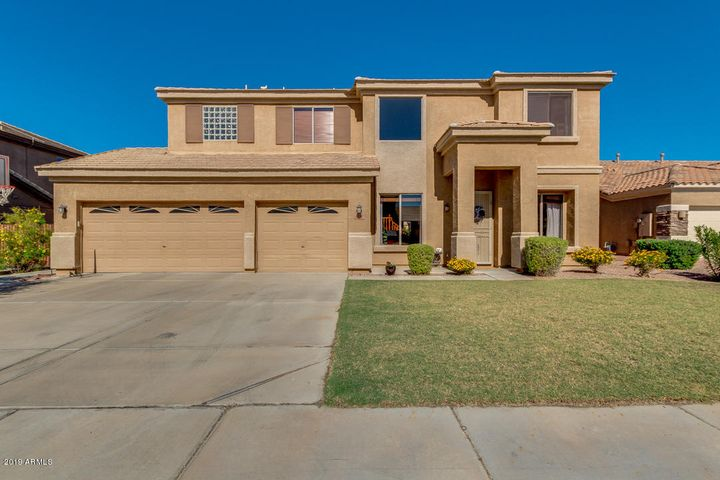7368 W HONEYSUCKLE Drive, Peoria, AZ 85383