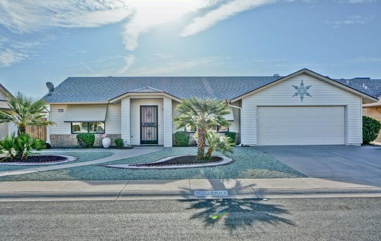 17607 N BOBWHITE Drive, Sun City West, AZ 85375