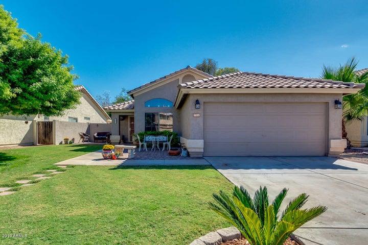 1655 E TREMAINE Avenue, Gilbert, AZ 85234
