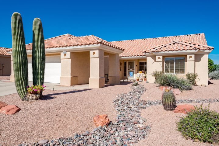 15106 W HORSEMAN Lane, Sun City West, AZ 85375