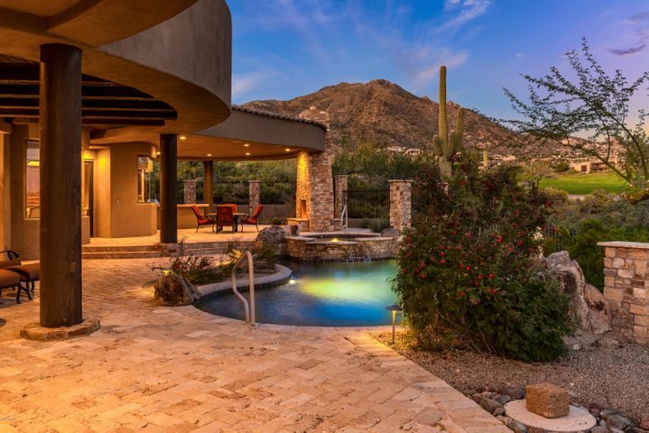 41773 N Stone Cutter Drive, Scottsdale, AZ 85262