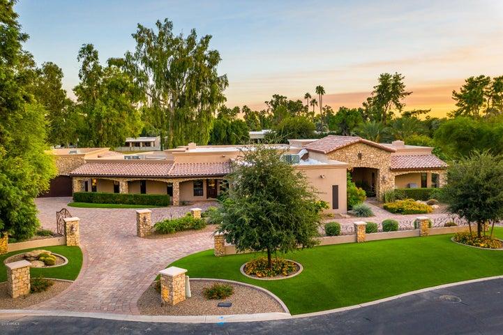 7121 E Oakmont Drive, Paradise Valley, AZ 85253
