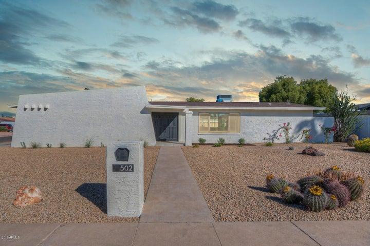 502 E CANTERBURY Drive, Phoenix, AZ 85022