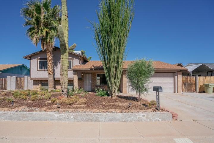5234 W LUPINE Avenue, Glendale, AZ 85304