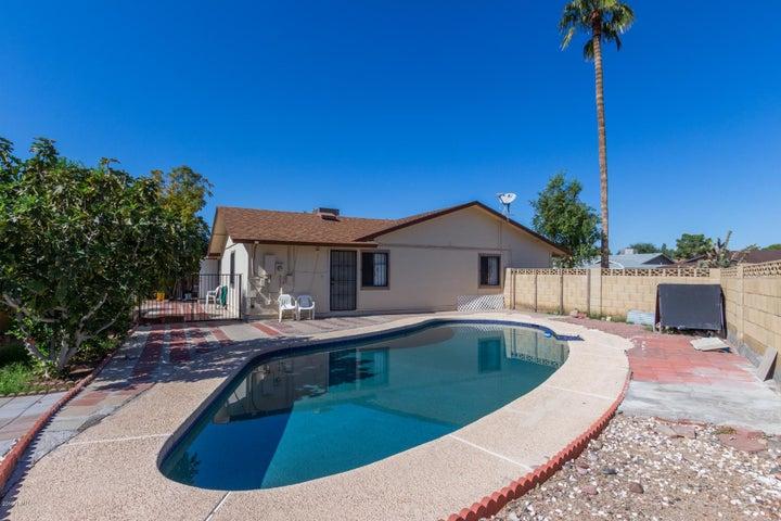 4623 W SOLANO Drive, SOUTH, Glendale, AZ 85301