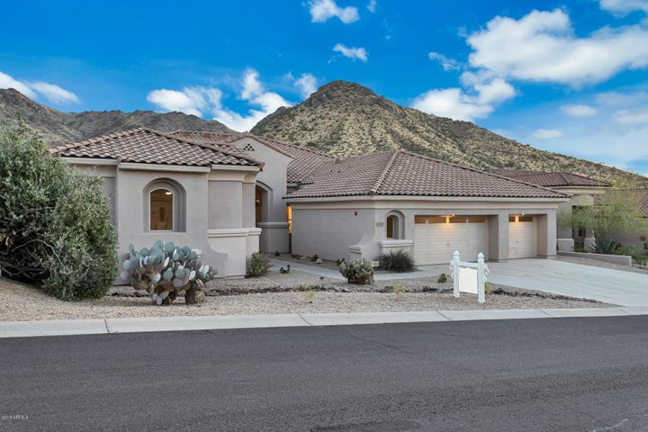 11929 E MARIPOSA GRANDE Drive, Scottsdale, AZ 85255