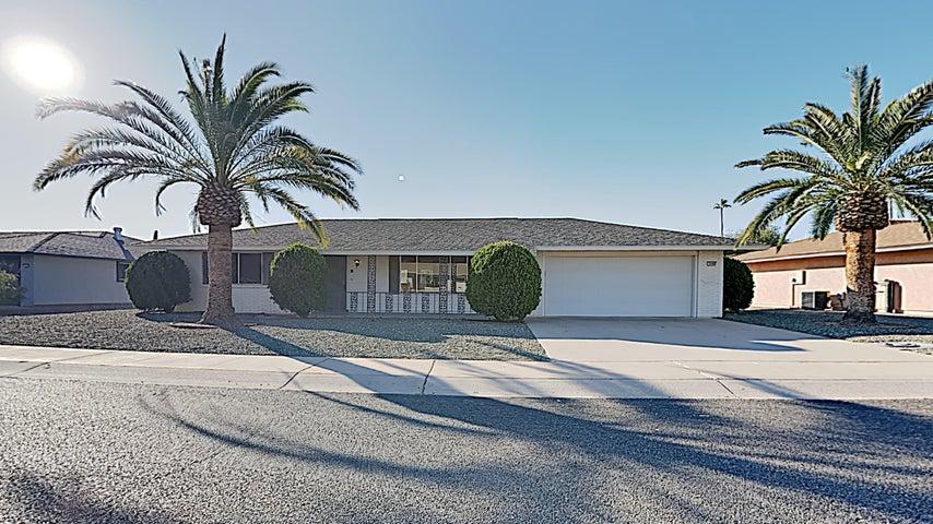 9105 W HARBOR HILLS Drive, Sun City, AZ 85351