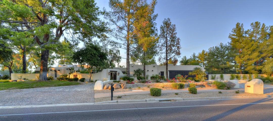 6100 E Doubletree Ranch Road, Paradise Valley, AZ 85253