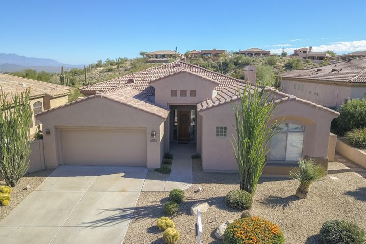 15629 E CACTUS Drive, 85268 - located in Sunridge Canyon