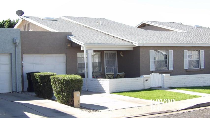2929 E BROADWAY Road, 61, Mesa, AZ 85204