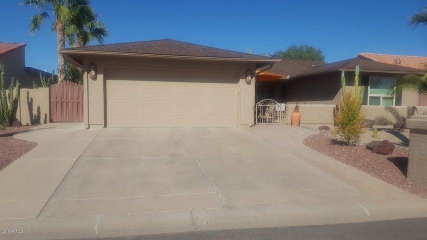 10510 E FLINTLOCK Drive, Sun Lakes, AZ 85248