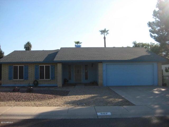 5117 W WINDROSE Drive, Glendale, AZ 85304