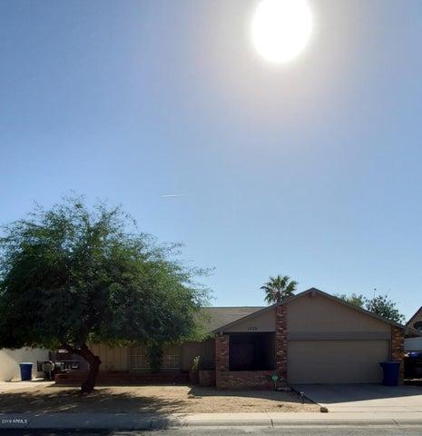 1329 W GILA Lane, Chandler, AZ 85224