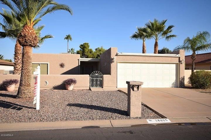 26025 S BRENTWOOD Drive, Sun Lakes, AZ 85248