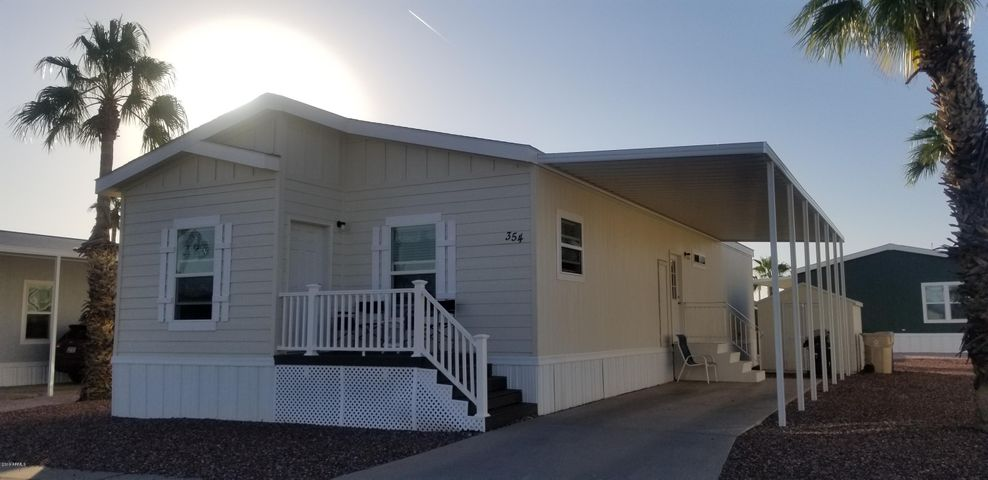 2000 S APACHE Road, 354, Buckeye, AZ 85326