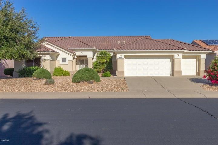 15214 W LAS BRIZAS Lane, Sun City West, AZ 85375