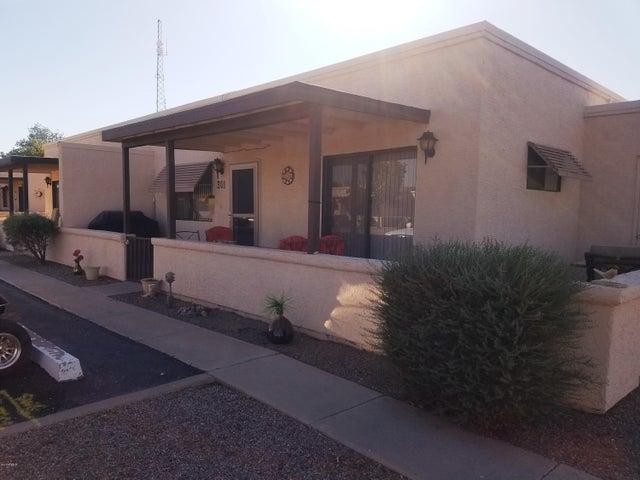 301 E LANCASTER Court, Florence, AZ 85132