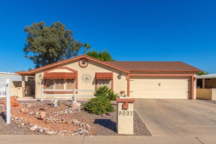 9037 E SUN LAKES Boulevard S, Sun Lakes, AZ 85248