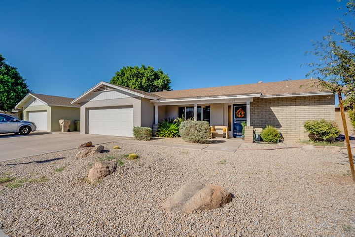 4724 W BERYL Avenue, Glendale, AZ 85302